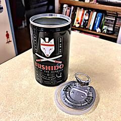 2019 082/365 3/23/2019 SATURDAY - Bushido 'Way of The Warrior' Ginjo Genshu Sake - Kizakura Kyoto Japan (_BuBBy_) Tags: cup dry cheers drycup kanpai 2019 03232019 365days days 82365 365 82 saturday premium japan kyoto kizakura sake genshu ginjo warrior the way bushido