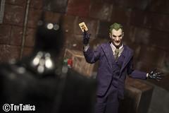 Batman Sovereign Knight (ToyTallica) Tags: batman joker dc dccom mezcotoyz mezco mezcotoys mezcoone12 one12 sovereignknight 6inch toyphotography toys toytallica toycollecting toy