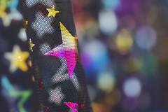 merlin's curtain (rockinmonique) Tags: muttartconservatory curtain stars bokeh macro colour bright fun sparkly moniquewphotography canon canont6s tamron tamron45mm copyright2019moniquewphotography