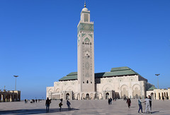 Great Mosque, Casablanca, Morocco, January 2019 D810 1023 (tango-) Tags: mosqueassanii casablanca morocco maroc 摩洛哥 marruecos марокко المغرب
