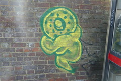 Street Art, Finchley High Road (Loz Flowers) Tags: london barnet graffiti finchley eastfinchley