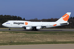 Air Atlanta Icelandic  Boeing 747-412(BCF) TF-AMI (widebodies) Tags: frankfurt hahn hhn edfh widebody widebodies plane aircraft flughafen airport flugzeug flugzeugbilder air atlanta icelandic boeing 747412bcf tfami