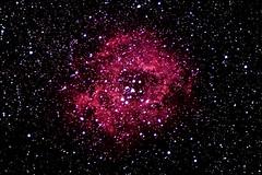 NGC2237 - Nébuleuse de la Rosette (Landedge Pictures) Tags: nature astronomie astro astrophoto astrophotographie astrophotography deepsky sky ciel étoiles stars nébuleuse nebular colors couleurs outside canon longexposure wideangle wide wild natur