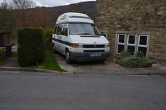 (Sam Tait) Tags: hebden bridge vw volkswagen caravelle transporter t4 camper camping van 1998 sd swb 23 diesel 1997