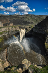 Washington State Water Fall - Palouse Falls (Kuby!) Tags: kubitschek kuby nikon d810 march 2019 eastern washington usa state water fall falls palouse