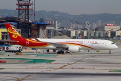Hong Kong Airlines (So Cal Metro) Tags: airline airliner airplane aircraft aviation airport plane jet lax losangeles la hongkongairlines a350 airbus blge hongkong