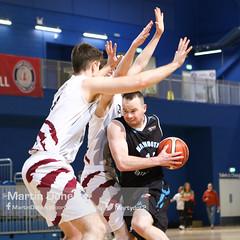 Maynooth Uni v Uni Limerick 0442 (martydot55) Tags: dublin basketball basketballireland basketballirelandcolleges maynoothuniversity ul limericksporthoopsbasketssports photographysports photographer