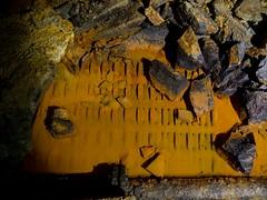 T. mine (LopazV) Tags: urbex urbanexploration urban underground abandoned abandonedmine art dark panasonic cave decay industrial industrialdecay mine heavy exploration
