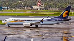 Jet Airways Boeing B737-8MAX VT-JXB Mumbai (VABB/BOM) (Aiel) Tags: jetairways boeing b737 b7378max max vtjxb mumbai canon60d tamron18400vc