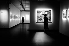 (fernando_gm) Tags: estocolmo suecia stockholm museum museo people person persona personas gente shadow lights sombras cuadro fotografia fotografiska monochrome monocromo monocromatico blackandwhite bw blancoynegro art arte street streetlife lifestyle fuji fujifilm 1024mm xt1