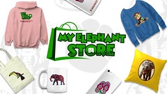 The Wild Elephant Store is here. Get the latest collectibles and wearables today (THE WILD ELEPHANT) Tags: huge elephant rescue video youtube quite baby funny kids videos the wild wildlife news tv