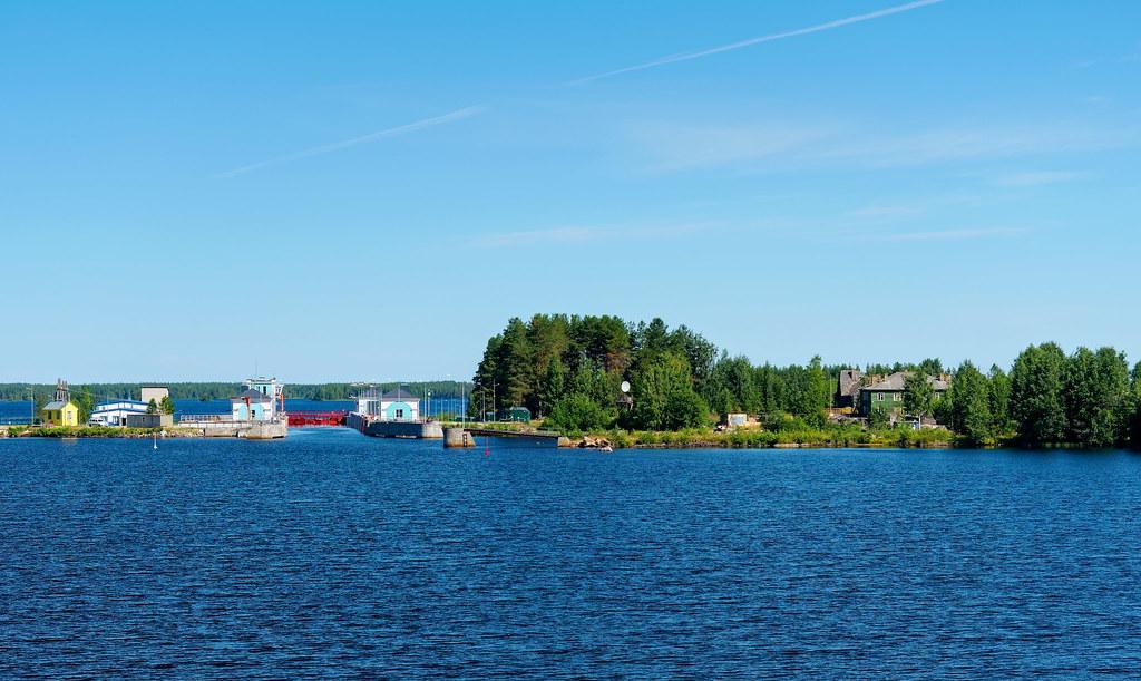 фото: White Sea–Baltic Canal 9