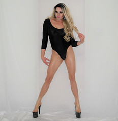From my upcoming video (queen.catch) Tags: dragqueen catchqueenyoutube youtuber ladyboy leotard legsfordays pantyhose pantyhosereview shemale shinylycra strikeapose wigmakeup sissies femboy heels
