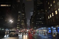 NYC - Arriesgando en la calle 42 - Risking 42nd street   # 050 (ricardocarmonafdez) Tags: nyc city ciudad cityscape nightshot lights lighting lowlight highiso nocturne windows streetphotograpy streetlight color arquitectura architecture ricardocarmonafdez nikon d850 urbanscape
