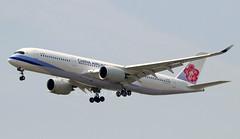B-18917 (Ken Meegan) Tags: b18917 airbusa350941 0208 chinaairlines bangkok suvarnabhumi 2422019 airbusa350 airbusa350900 airbus a350941 a350900 a350