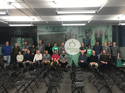 Forcepoint Packing Event 3/4/19