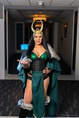 Loki (S1Price Lightworks) Tags: loki lady cosplay cosplayer marvel comics thor asgard katsucon beauty girl tesserach canon usa photography