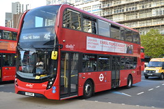 Abellio London 2516 YX15OWE (Will Swain) Tags: elephant castle 4th october 2018 london greater city centre capital south bus buses transport travel uk britain vehicle vehicles county country england english abellio 2516 yx15owe