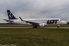 LOT Polish Airlines SP-LIP (U. Heinze) Tags: aircraft airlines airways airplane haj hannoverlangenhagenairporthaj eddv flugzeug nikon d610