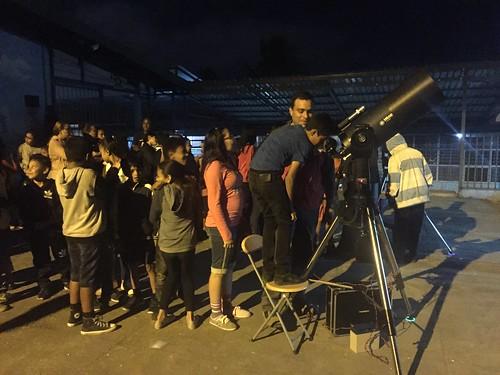 Astronomía San Juan y escuelas afiliadas Pavas