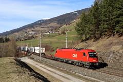 ÖBB 1216 009-1 RoLa, Mühlbachl (TaurusES64U4) Tags: öbb taurus 1216 es64u4