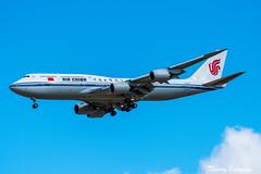 [CDG] China 'Presidential flight'  Boeing 747-89L _ B-2479 (thibou1) Tags: thierrybourgain cdg lfpg spotting aircraft airplane nikon d810 b2479 china presidentalflight boeing b747 airchina tamron sigma landing presidentxijinping b748 b747800 boeing747