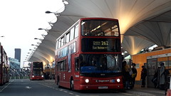 *FINAL DAY!* 18454, LX05LLP on 262 in Stratford Bus Station (EastBeckton372) Tags: final day 18454 lx05llp 262