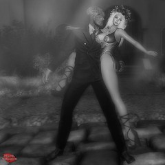 Dancing in the Moonlight (Rachel Swallows) Tags: originalvogue secondlife fashion events poses dancing