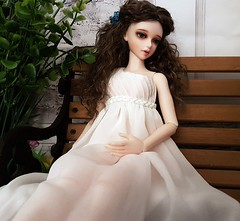 (claudine6677) Tags: bjd msd ball jointed doll asian dolls souldoll soulkid annamari