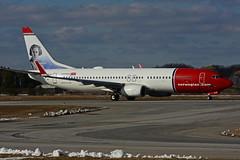 EI-FJY (Norwegian Air International) (Steelhead 2010) Tags: norwegianairinternational boeing b737 b737800 yhm eireg eifjy