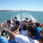 Ferry at El Rompido thumbnail