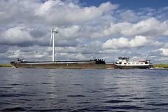 Schelderijnkanaal (Omroep Zeeland) Tags: schelderijnkanaal binnenvaart binnenvaartschip