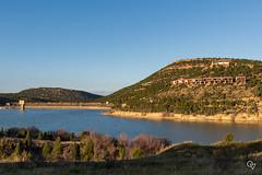 DSC_2748 (Gér@ld) Tags: tunisia landscape lake aargoub golden hour nikon d7500