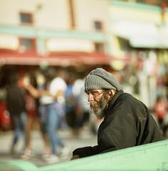 Just another day (jaxting) Tags: pentaconsix jaxting candid la losangeles venicebeach street people e6 velvia50 120 mediumformat p6