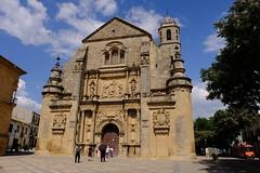 XE3F6985 - Sacra Capilla del Salvador, Ubeda, España (The Chapel of the Savior, Spain) (Enrique R G) Tags: sacracapilladelsalvador sacracapilladelsalvadordelmundo chapelofthesavior ubeda españa spain fujifilmxe3 fujixe3 fujinon18135