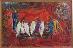 20171011 PACA Alpes-Maritimes Nice - Musée Chagall (6) (anhndee) Tags: paca alpesmaritimes nice musée museum museo musee painting painter peinture peintre