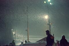 Hakuba, Last winter (oneway cai) Tags: color kodak film analog proimage iso100 pentax spf carl zeiss jena czj pancolar 50mmf18 m42 carlzeisspancolar50mmf18 japan hakuba nagano snow