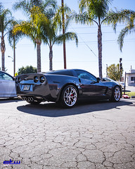 Chevrolet C6 Z06 Corvette (salinastires221) Tags: chevrolet corvette c6 salinastiresandwheels stw wheels tires alignment suspension customwheels