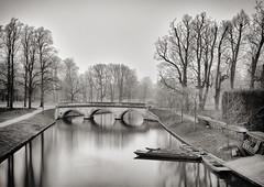 Cambridge Dawn 2 (Stephen Howett) Tags: cambridge dawn england uk longexposure blackandwhite fujifilm xt3 monochrome 1655mm f28