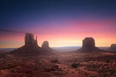 Western Sunrise (jo.haeringer) Tags: sunrise skyporn sky clouds monumentvalley buttes western usa navajo tribal arizona fuji xt2