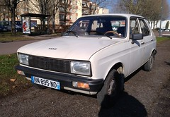 Peugeot 104 (crash71100) Tags: peugeot 104