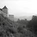 RO18 V2-1 Cetatea Râşnov. Râşnov, Braşov. (Voigtländer Bessa I, Ilford FP4+)