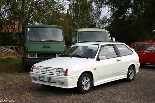 Lada Samara Carlota (VAZ 2108 Лада Самара / ВАЗ 2108) ©  peterolthof