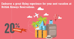 Endeavor A Great Flying Experience For Your Next Vacation At British Airways Reservations (Airlines Number) Tags: britishairwaysreservations british airways flights cheap airlines