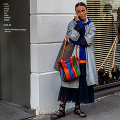 (-will wilson-) Tags: ruesainthonoré paris street 2017 woman paris1er france public