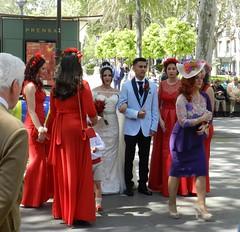 GENTE- PEOPLE (ROBADOS URBANOS) (DAGM4) Tags: sevilla andalucía españa europa europe espagne espanha espagna espana espanya espainia spain spanien 2019 robados plazanueva boda