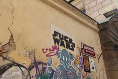 John Lennon's Wall (olgatticus) Tags: prague city czech republic summer trip holiday citylife peace music 2018 canon eos john lennon beatles wall war fuck