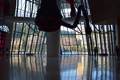 Museo Guggenheim (Bilbao, País Vasco, España, 27-9-2018) (Juanje Orío) Tags: 2018 bilbao vizcaya provinciadevizcaya paísvasco euskadi españa espagne espanha espanya spain europa europe europeanunion unióneuropea museo museum interior guggenheim reflejo reflection
