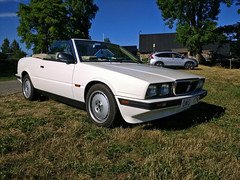 Maserati Biturbo Spyder (173406631) (Le Photiste) Tags: clay maseratispamodenaitaly zagatomilanosocietàaresponsabilitàlimitatarhoitaly italianconvertible simplywhite oddvehicle oddtransport rarevehicle swedishseries dybäcksweden motorolamotog cellography mobilesnaps sweden afeastformyeyes aphotographersview autofocus artisticimpressions alltypesoftransport blinkagain beautifulcapture bestpeople'schoice bloodsweatandgear gearheads creativeimpuls cazadoresdeimágenes carscarscars perfectview digifotopro damncoolphotographers digitalcreations django'smaster friendsforever finegold fairplay fandevoitures greatphotographers groupecharlie peacetookovermyheart hairygitselite ineffable infinitexposure iqimagequality interesting inmyeyes livingwithmultiplesclerosisms lovelyflickr myfriendspictures mastersofcreativephotography niceasitgets photographers photographicworld prophoto planetearthbackintheday planetearthtransport photomix soe simplysuperb slowride showcaseimages simplythebest simplybecause thebestshot thepitstopshop themachines theredgroup transportofallkinds thelooklevel1red vividstriking wow wheelsanythingthatrolls yourbestoftoday mostrelevant mostinteresting beautiful
