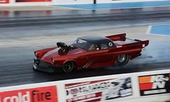 Thunderbird_3907 (Fast an' Bulbous) Tags: drag race car vehicle automobile fast speed power acceleration motorsport santa pod outdoor nikon d7100 gimp racecar track strip doorslammer